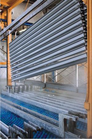 Anodizado cortizo industrial perfiles de aluminio para for Colores de perfiles de aluminio