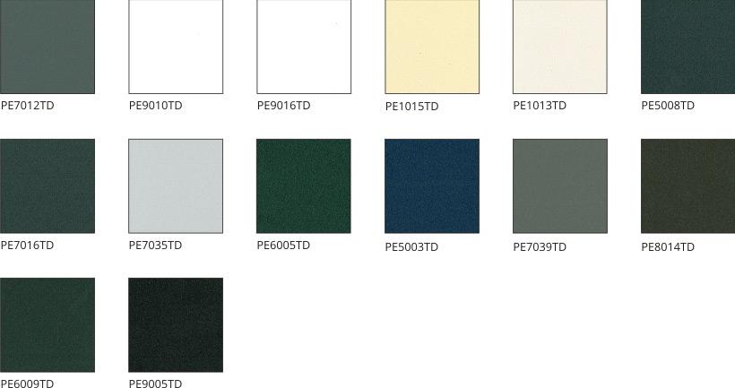 Colores texturados cortizo industrial perfiles de for Colores de perfiles de aluminio