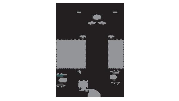 Detalle de la sección del sistema Fachada Ventilada