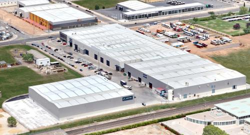 Centro Productivo CORTIZO Manzanares