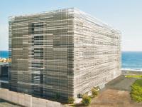 Budova Oddelenia zdravotných vied