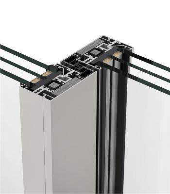 Detail systému Systém 4600 zdvižně-posuvný HI s PTM