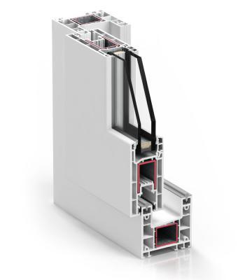 Sistema C 70  de Correr - PVC