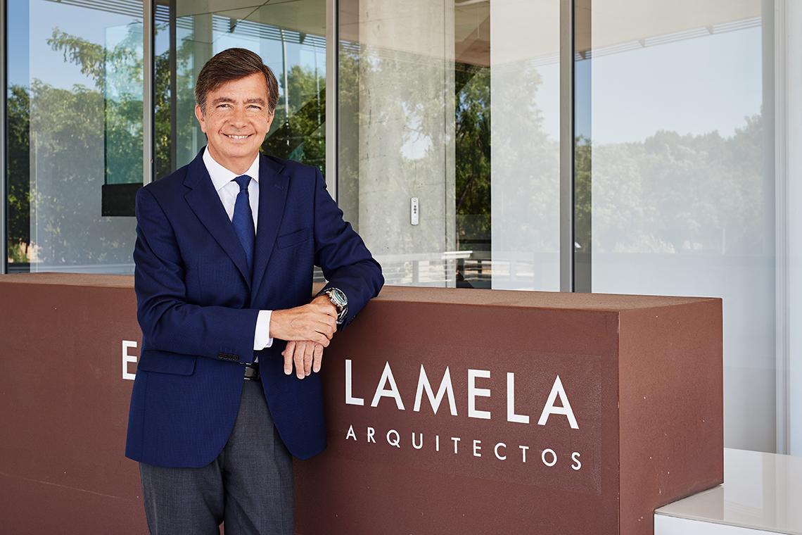 Carlos lamelalamela arquitectos for Arquitecto t4