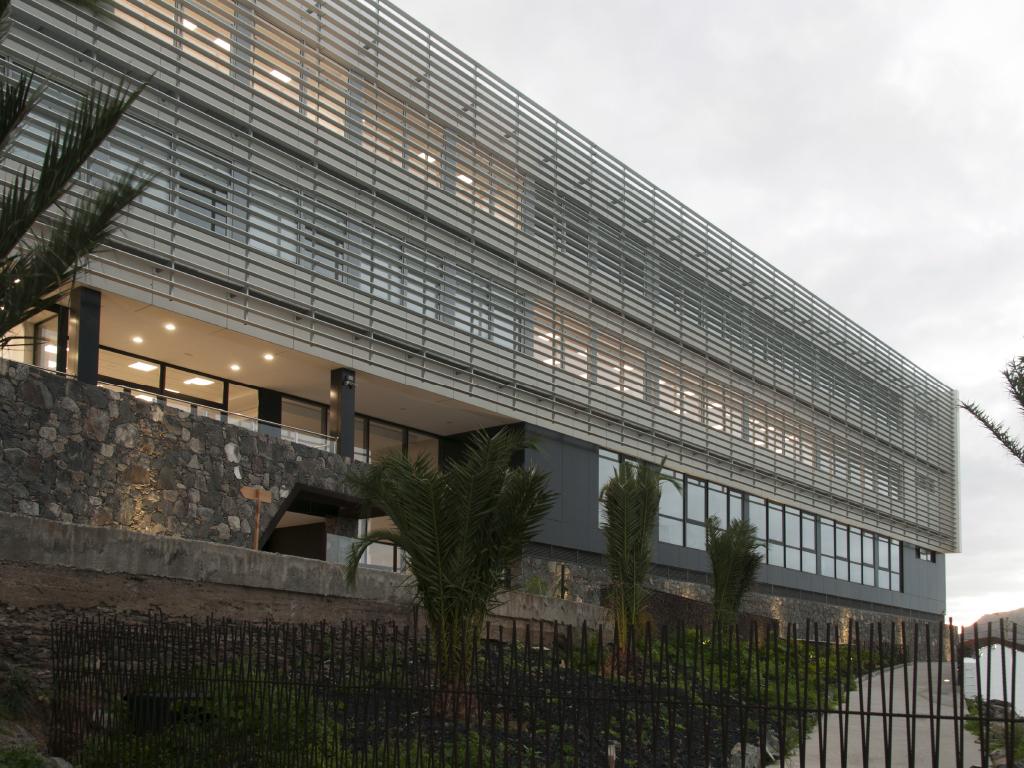 Fernando pessoa university - Gva arquitectos ...