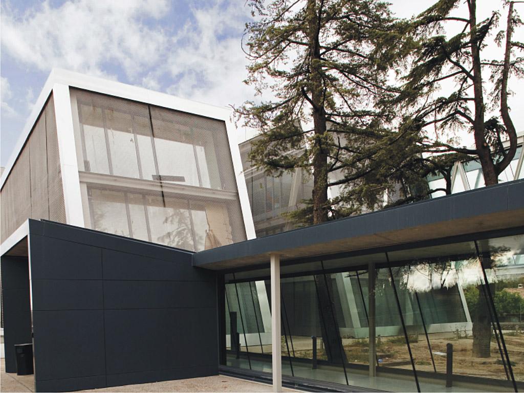 Open university of madrid udima in collado villalba - Obra nueva collado villalba ...