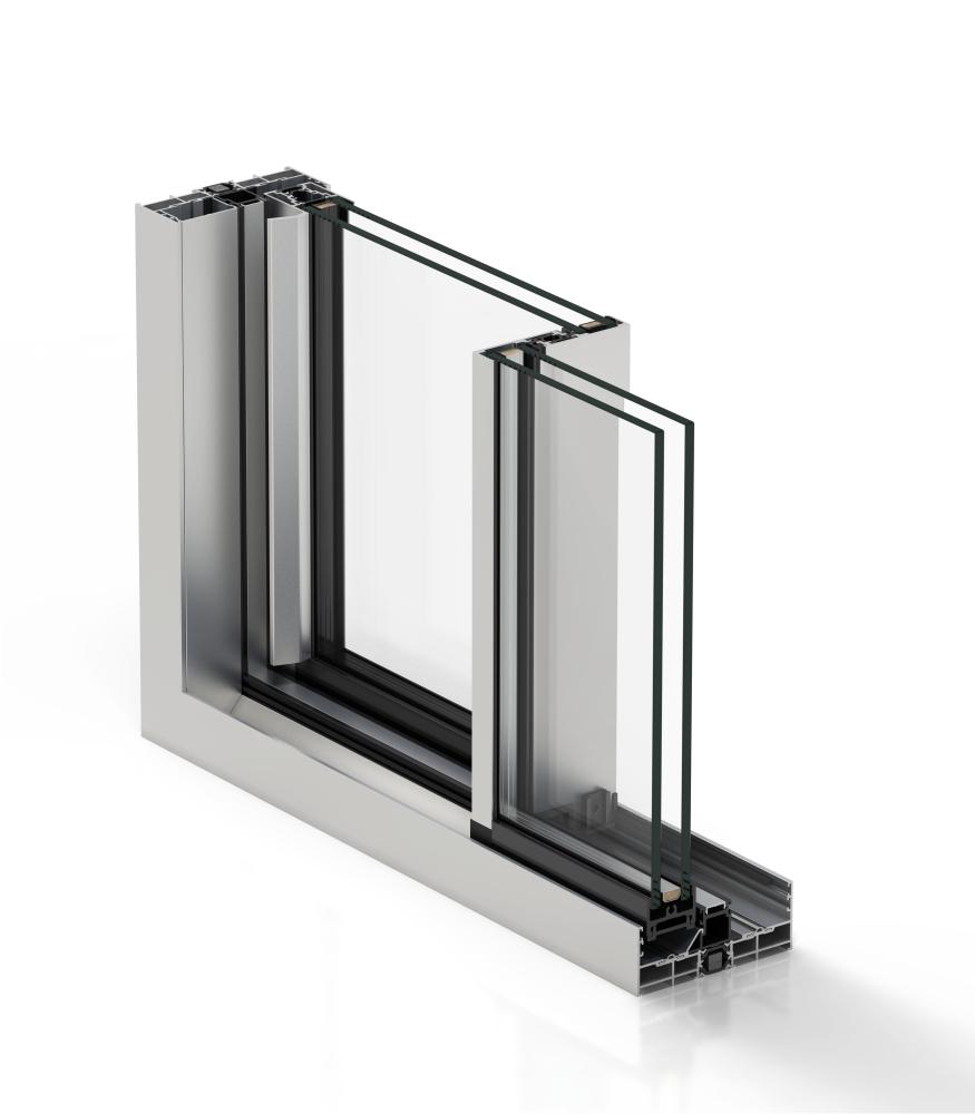 Cor vision corredera rpt for Correderas de aluminio