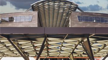 Lucernarios y verandas for Cubiertas acristaladas