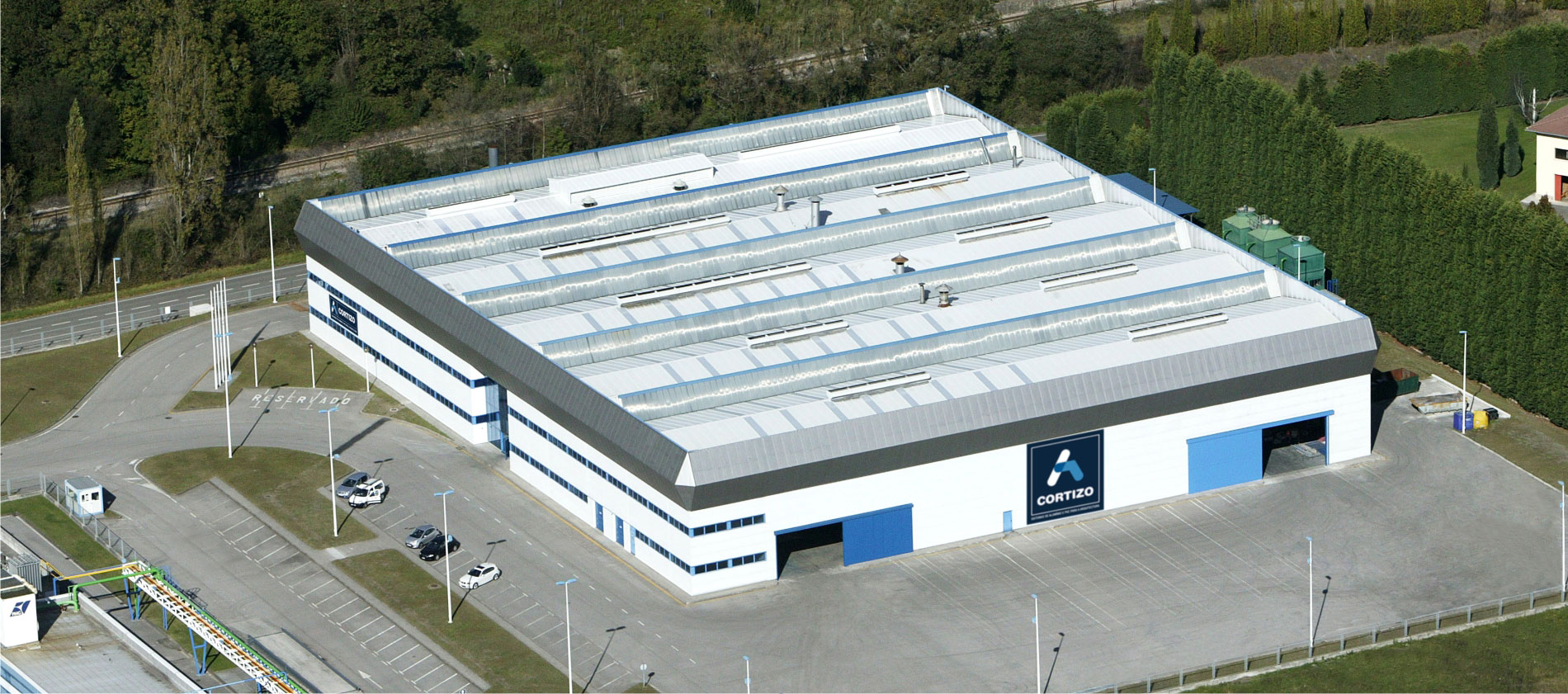 ASTURIAS FOUNDRY PLANT - MIERES (SPAIN)