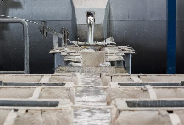 Colada Aluminio