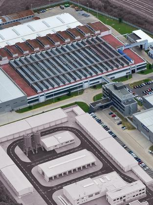 CORTIZO SLOVAKIA PRODUCTION CENTRE