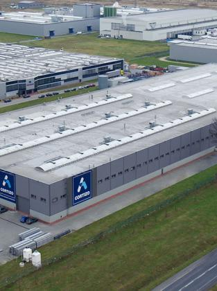 CORTIZO POLAND PRODUCTION CENTRE