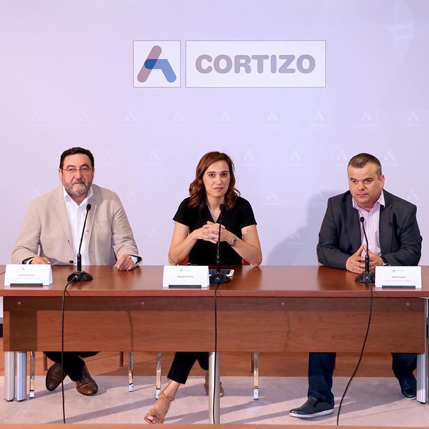 CORTIZO destinará más de 87 millones a su Plan Estratégico 2017-2020