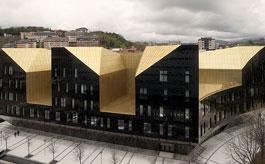 MUSIKENE. CENTRO SUPERIOR DE MÚSICA DEL PAÍS VASCOGAZ Arquitectos
