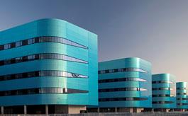 Sistemas CORTIZO en el Hospital Álvaro Cunqueiro de Vigo: cerramientos de vanguardia para arquitectura sanitaria