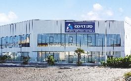 CORTIZO invierte 2,8 millones en un nuevo hub para la distribución de sistemas de aluminio y PVC en Tenerife