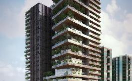 COR VISION PLUS de CORTIZO en dos torres de viviendas de lujo en México