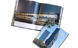 New edition of the book of landmark buildings Contemporary Enclosures