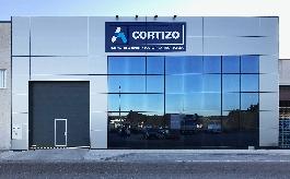 CORTIZO invierte cerca de 800 000 euros en la renovación de su centro logístico de Zaragoza