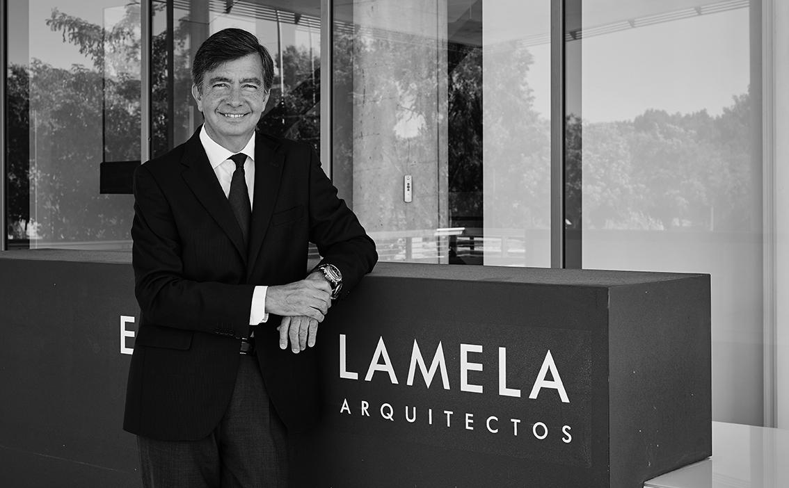 CARLOS LAMELALamela Arquitectos