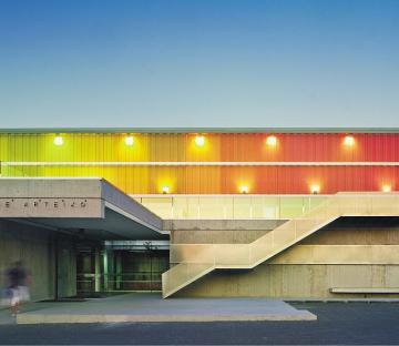 Palatul sporturilor din Arteixo