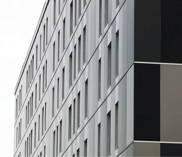 Cladirea rezidentiala din Vitoria