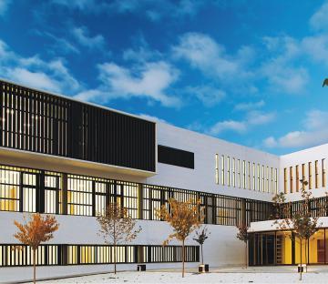 Faculty of Fine Arts in Teruel