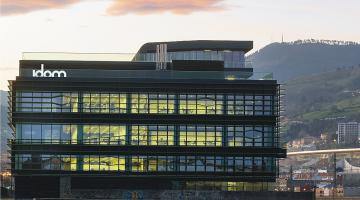 Idom Headquarters in Bilbao