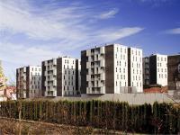 Edificio de 210 viviendas