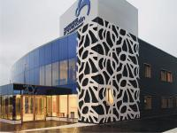 Edificio de Ibermutuamur