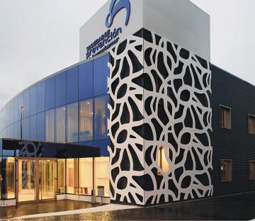 Ibermutuamur Binası