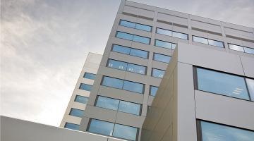 Budynek Administracyjny Xunta de Galicia