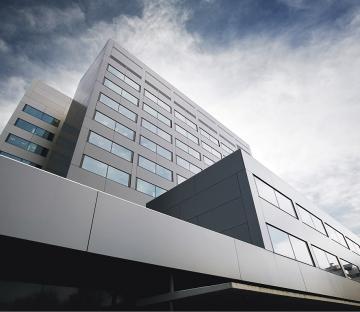 Xunta de Galicia Yönetim Binası