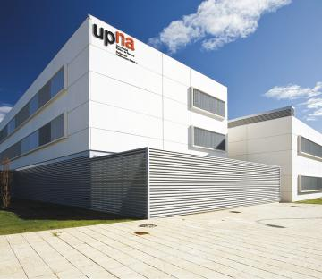 Public University of Navarra. Tudela Campus