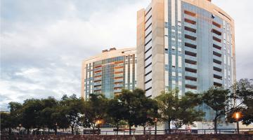 Tarrasa high rise apartments