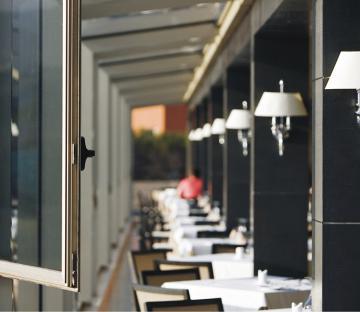 Hotelul Arenas del Mar din Médano