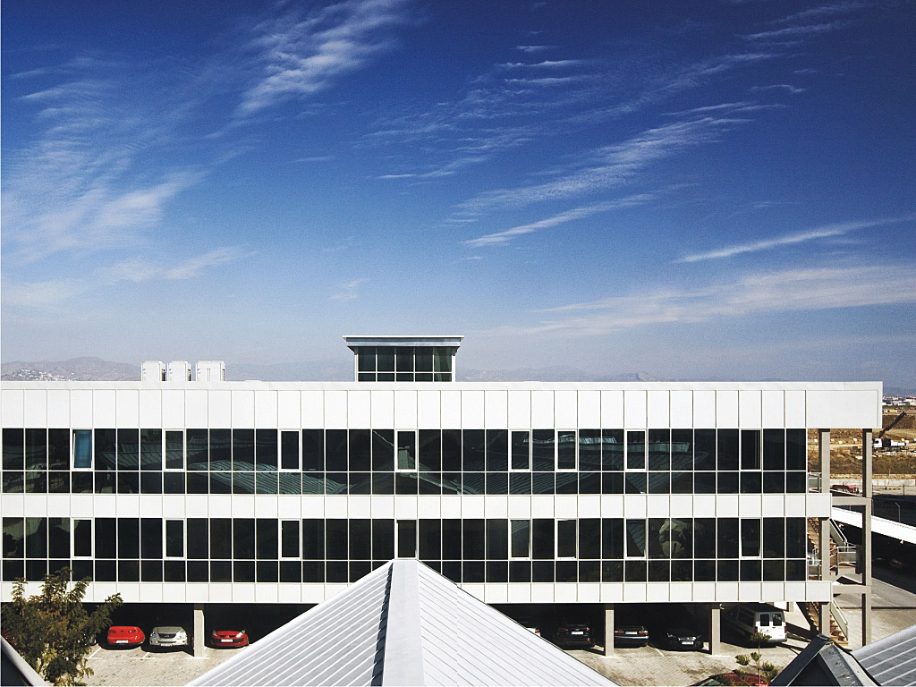 Málaga Airport Multi-use Building