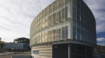 Bâtiment de bureaux