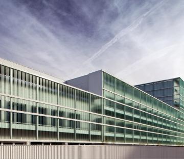 Centro de Servicios Sociales de Coslada. Madrid.