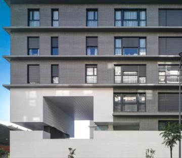 Edificio de Viviendas. Huelva.