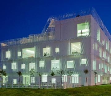 Albacete İş Konfederasyonu Yönetim ve Eğitim Merkezi (FEDA)