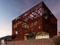 Centro de Soporte Territorial Pirineos del Instituto Geológico de Cataluña