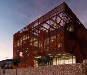 Pirineos territorial support centre of the geological institute of Cataluña