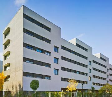 Edificio de Viviendas VPO. Albacete.
