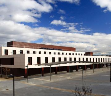 Centro de Salud Buztintxuri