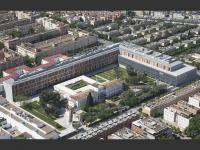 Edificio Los Bermejales para la Junta de Andalucía