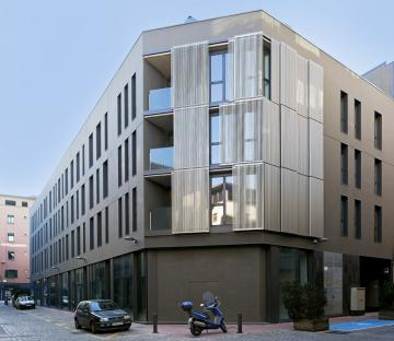 Atlántida apartment building