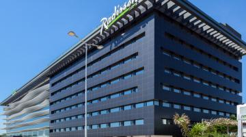 Radisson Hotel Santa Cruz - Urubó Business Center