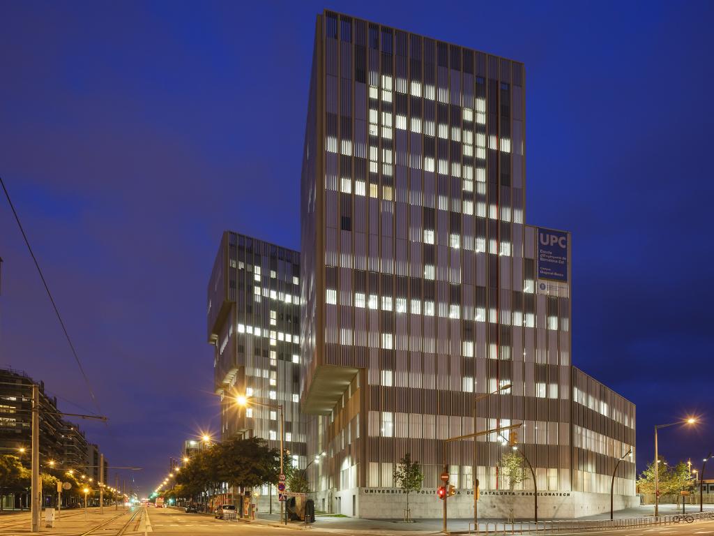 Escuela de Ingeniería  de Barcelona Este (EEBE)