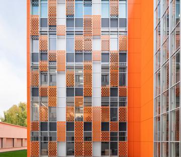 Torre Aulario de la Escuela de Ingenierías Industriales de Valladolid